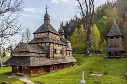 L'Ucraina e le sue tremila chiese in legno