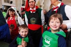 Settimana del pesto: grande successo a Genova