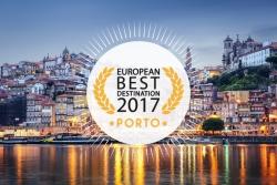 La città di Porto è European Best Destination 2017  -  Milano, al secondo posto, supera Atene e Vienna