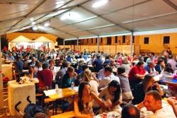 Crema: Parlar di tortelli sotto al Torrazzo