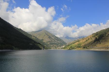 Val Varaita, lago di Pontechianale