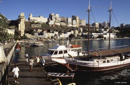 Salvador, porto