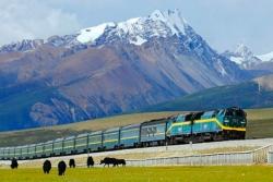 In Tibet con il Treno del Cielo