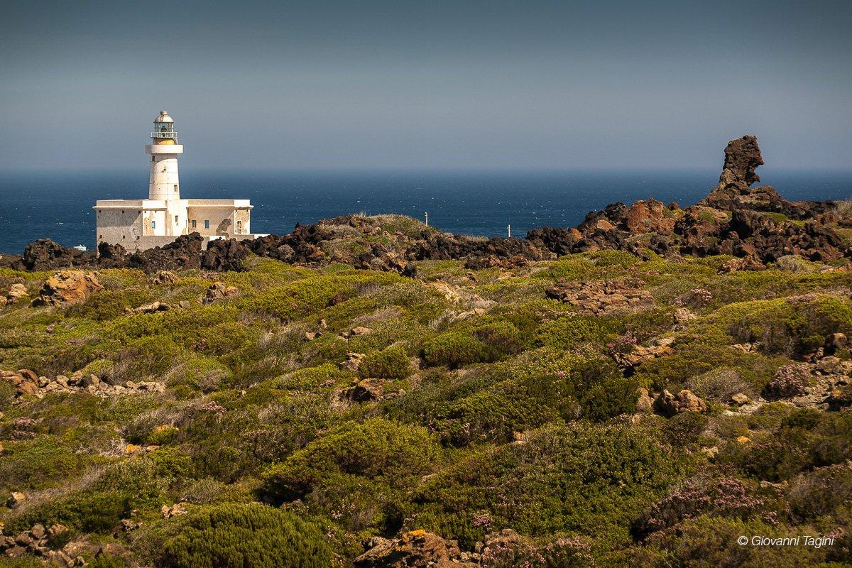 Faro di Punta Spadillo, Pantelleria