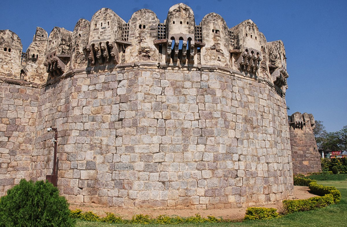 India.wHyderabad.Golconda Forte 2 copia