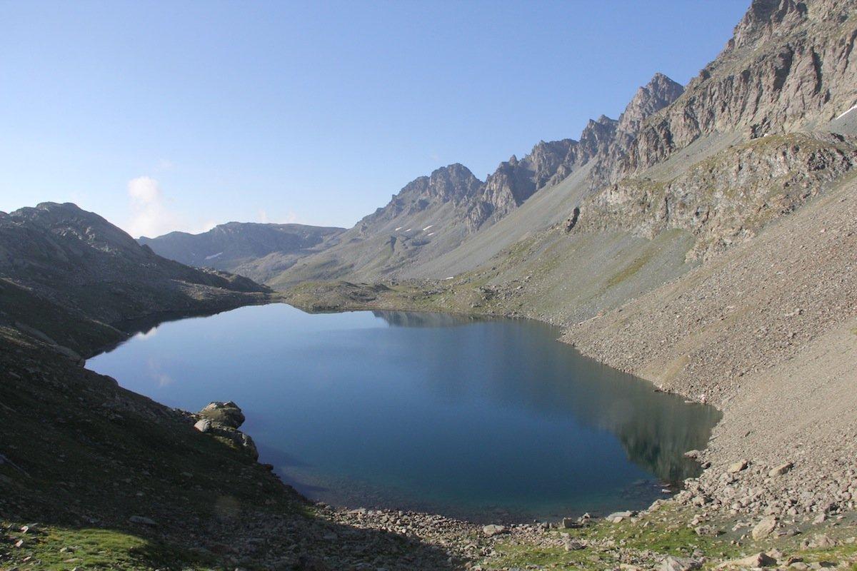 Lago di Viso, foto di Massimiliano Salvo