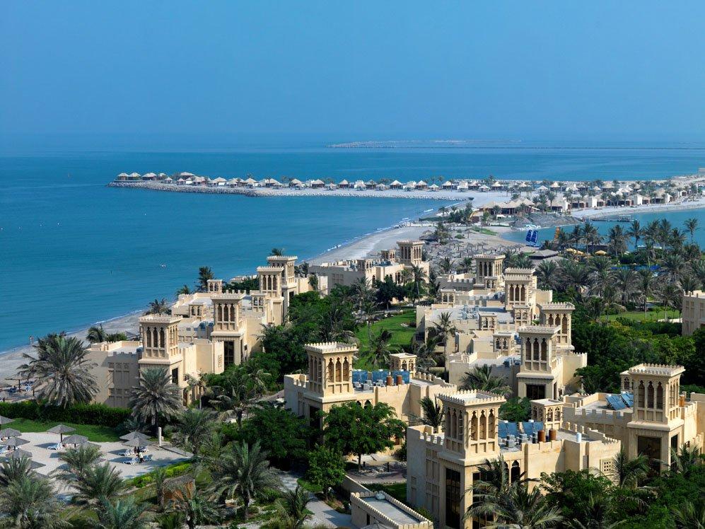 Al Hamra - beach
