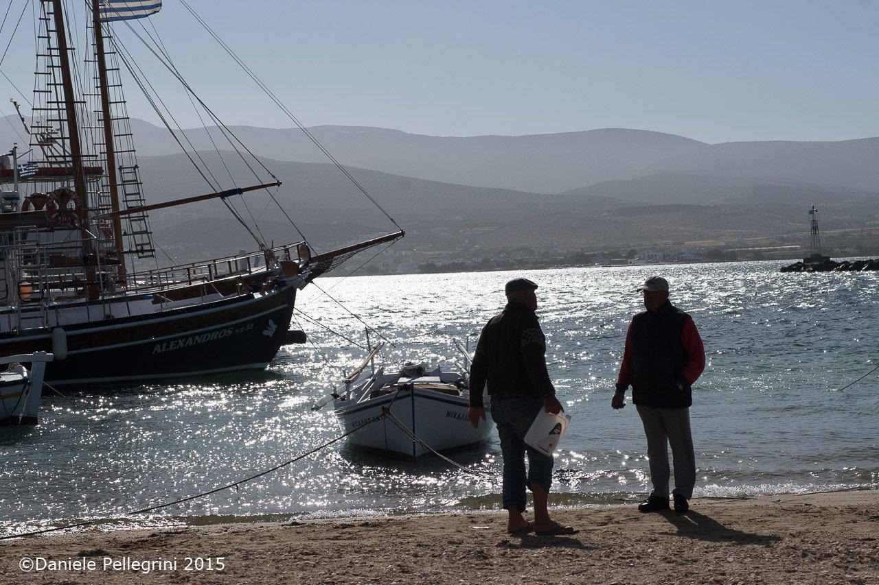 Cyclades, Antiparos Island