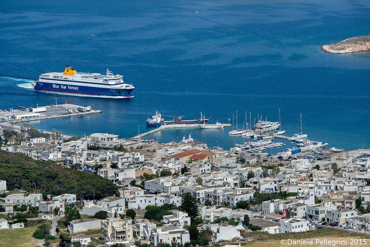 Cyclades, Paros Island, Parikia
