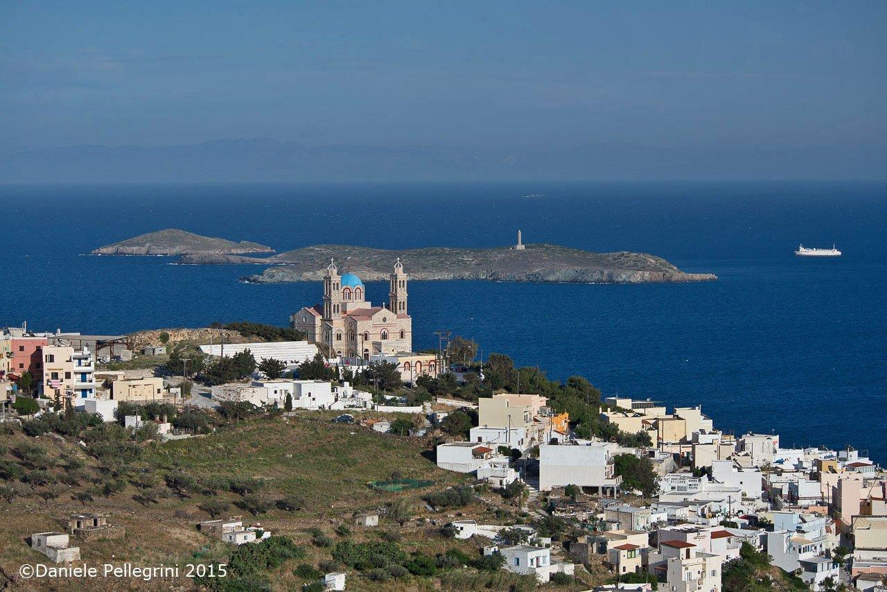 Cyclades, Syros Island, Ano Syra