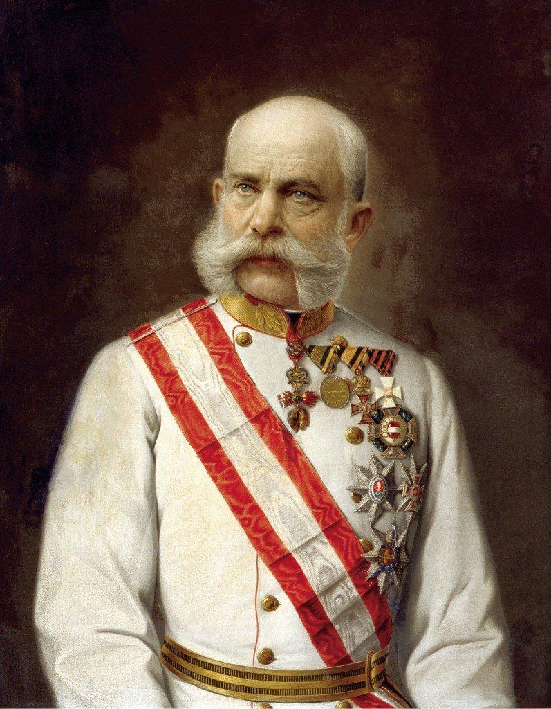 L'imperatore Franz Joseph