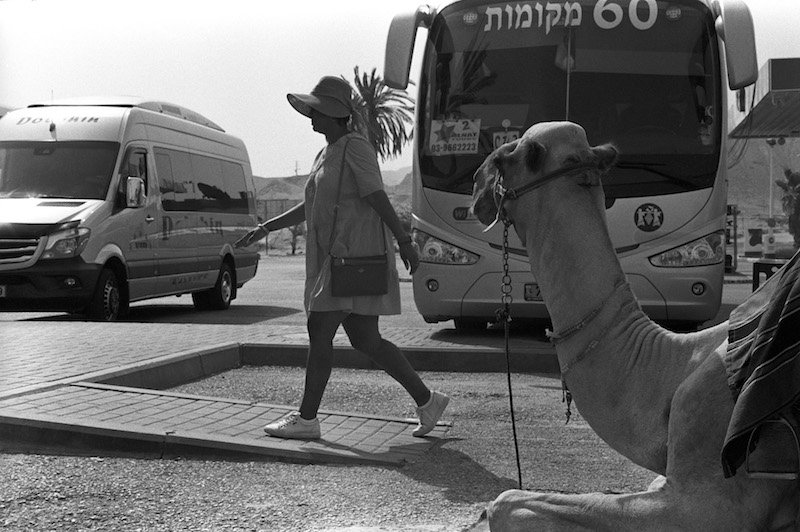 Reportage in Israel