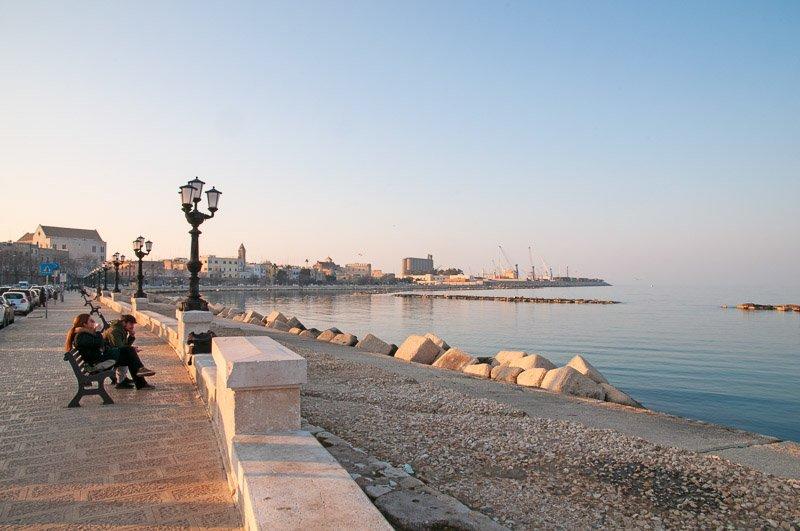 Viaggio minimale: tre ore a Bari