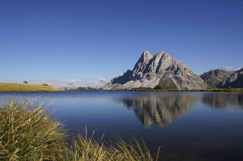 Parvco Naturale Puez-Geisler, Bergsee, Peitler Kofel