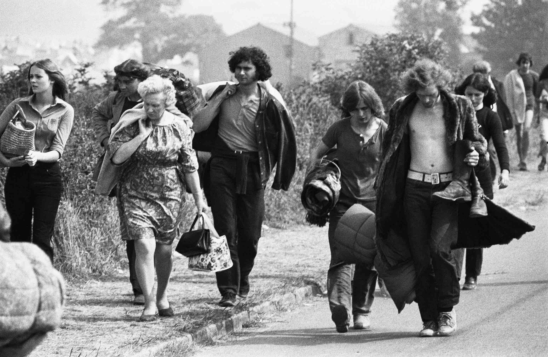 fotogiornalismo, Festival dell'isola di Wight