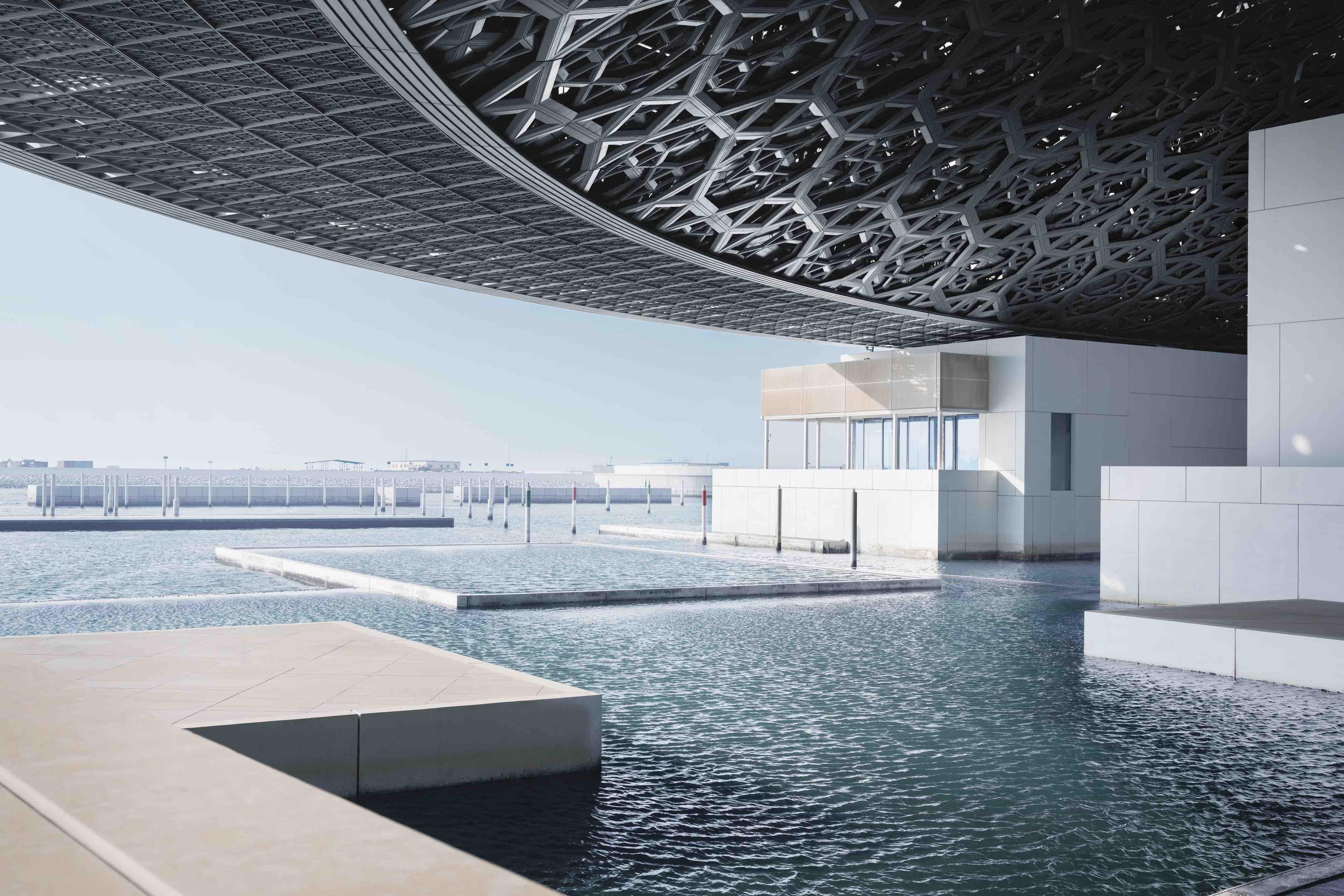 Kayak, il Louvre Abu Dhabi