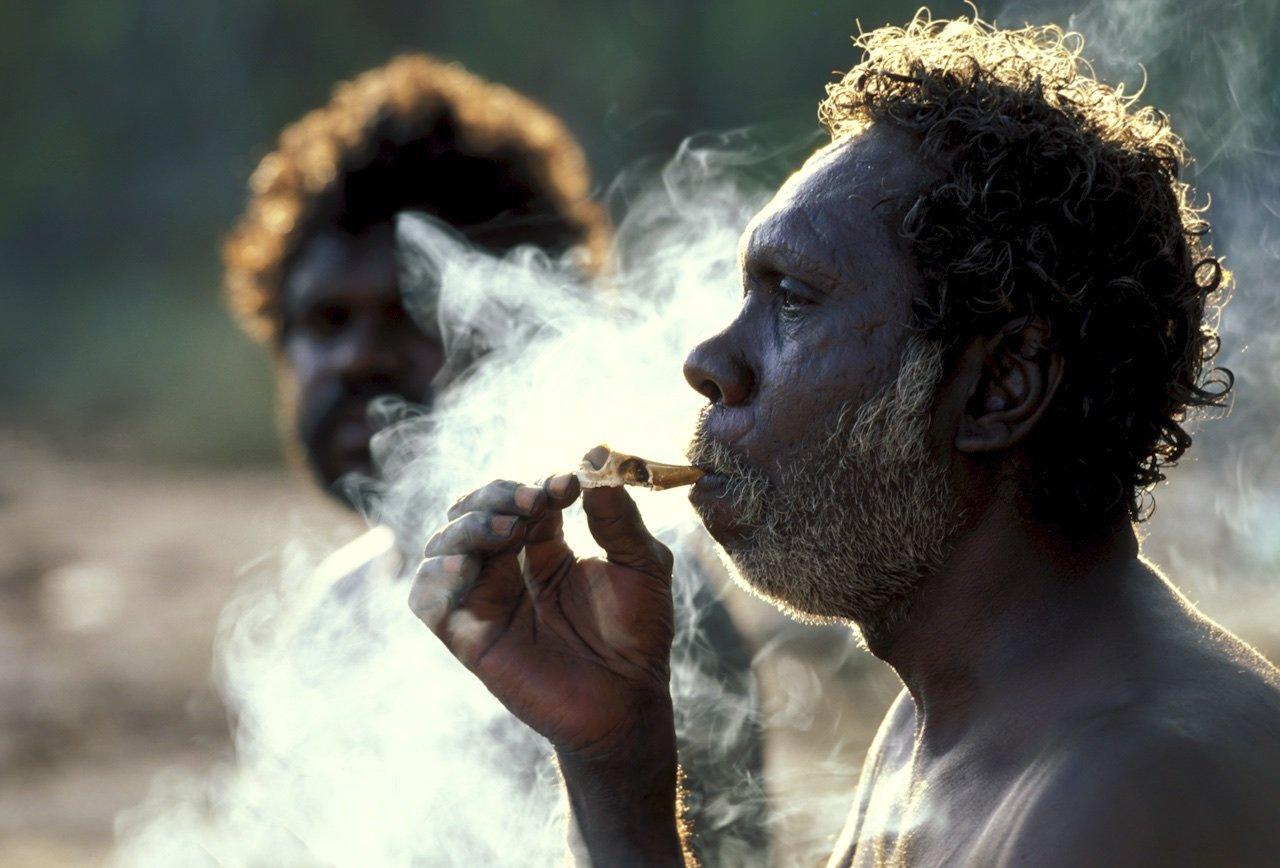 Leica o Nikon? Aborigeni australiani