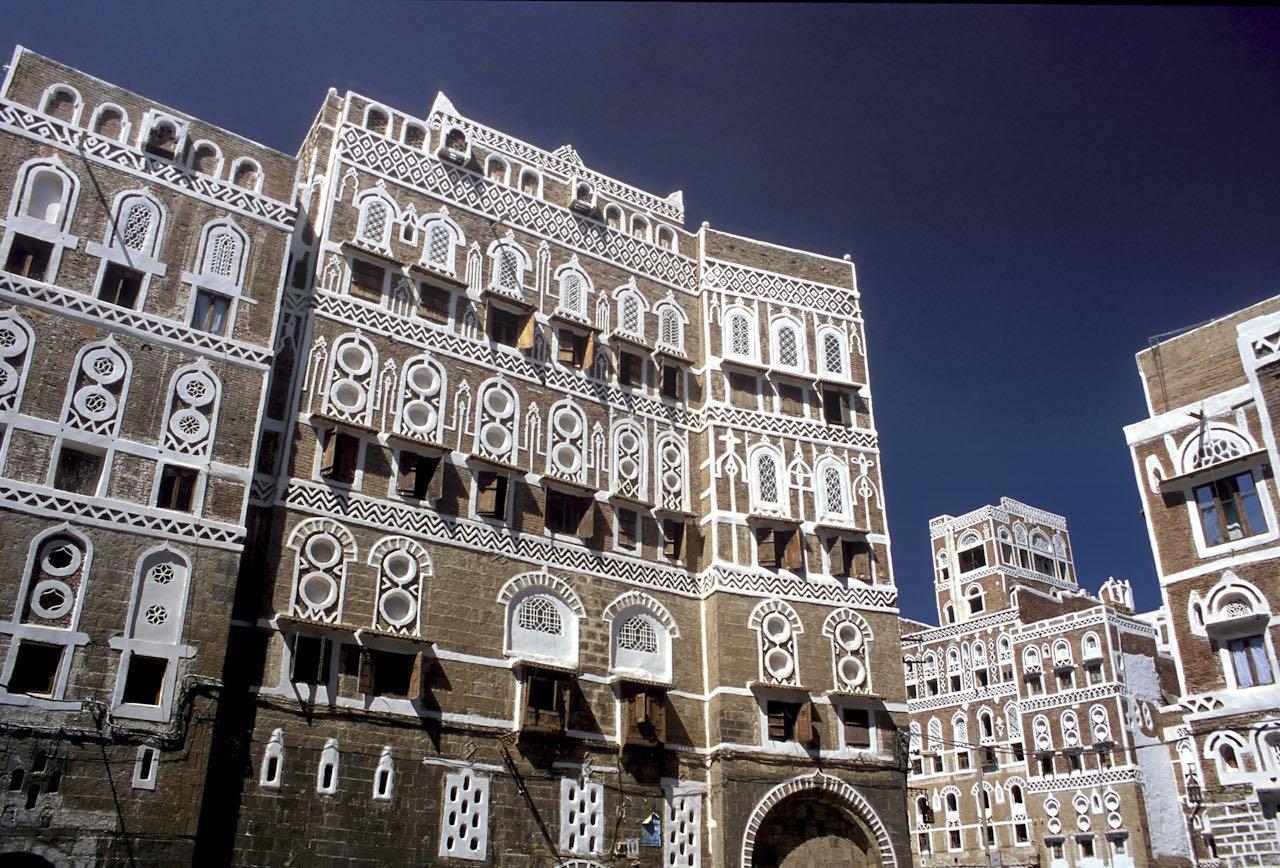Leica o Nikon? San'a', la capitale dello Yemen