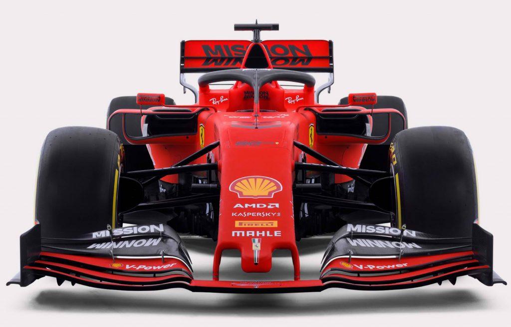 Ferrari, il nuovo modello SF90-2019