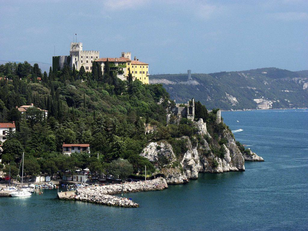 Vele a Trieste per la Barcolana